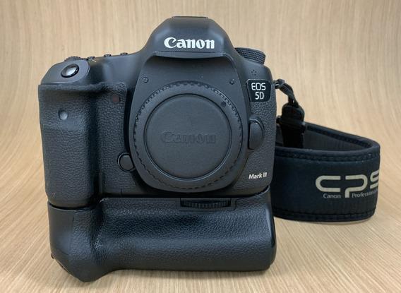 Câmera Profissional Canon Eos 5d Mark Iii