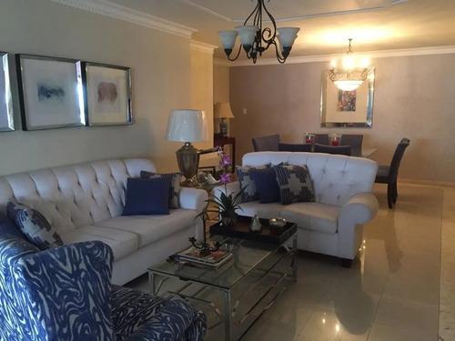 Apartamento En Bella Vista 220mts Clásico