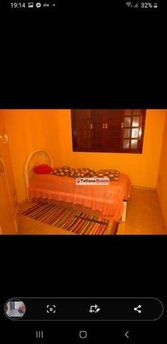 Casa Com 3 Dormitórios À Venda, 116 M² Por R$ 300.000,00 - Residencial Bosque Dos Ipês - São José Dos Campos/sp - Ca2334