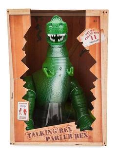 Rex Toy Story Disney Store Colección 2019