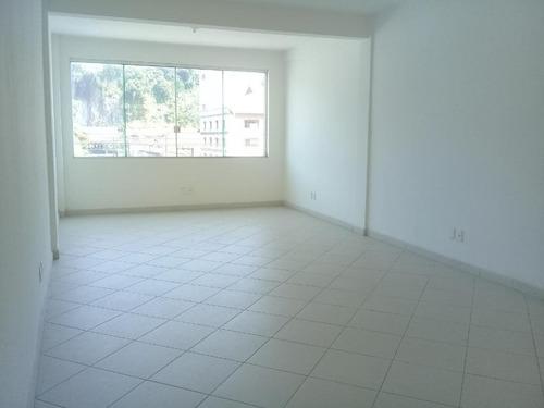 Sala Comercial Para Alugar, 50 M² Por R$ 1.400/mês - Centro - Santos/sp - Sa0137