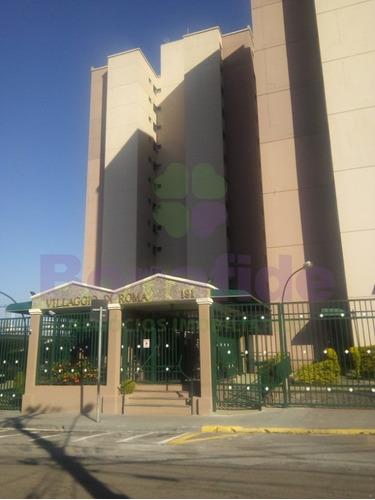 Apartamento Para Locação, Villagio De Roma, Vianelo, Jundiaí - Ap10606 - 33995122