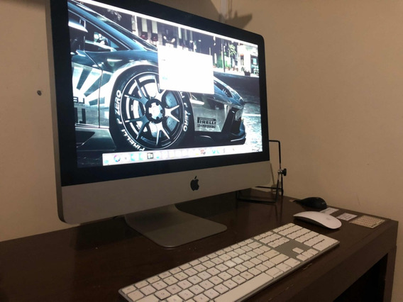 iMac 21,5 Pol Core I3 Proc 3,06 8gb Ram Ssd 120 + 500gb Hd