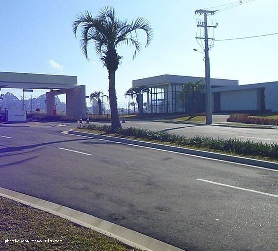 Terreno Em Condomínio Para Venda Em Ponta Grossa, Alfa Ville - 096