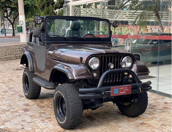 Jeep Willys Cj5 - 1956