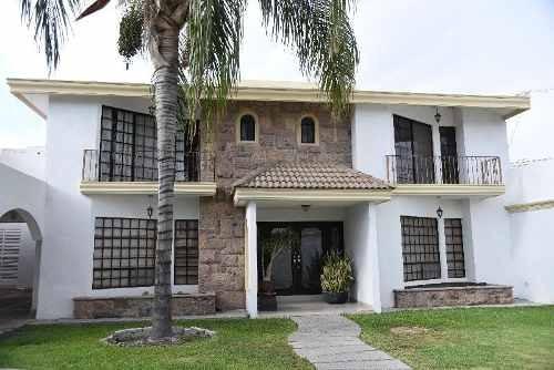 Casa Sola En Venta En Residencial El Fresno, Torreón, Coahuila