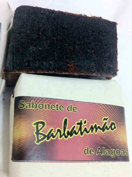 Sabonete Íntimo De Barbatimão 10 Unidades 90g.