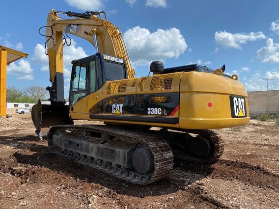 Excavadora Cat 330d Kit Hid 2006 10,000 Hrs