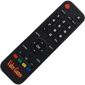 Controle Remoto Tv Htv3+htv5 Pronta Entrega