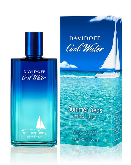 Davidoff Cool Water Wave 125ml Masculino | Original