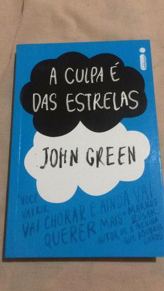 Livro A Culpa É Das Estrelas, John Green