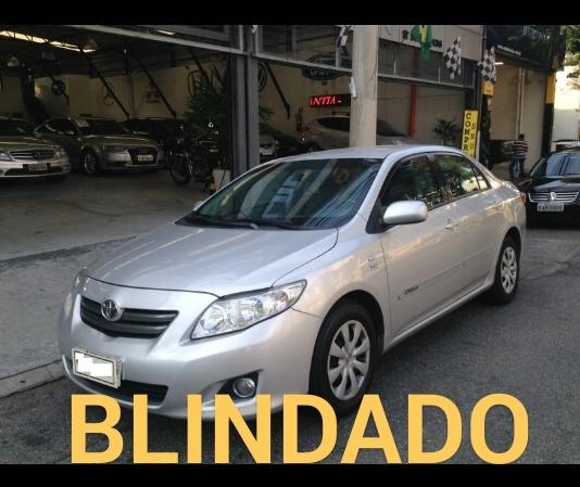 Toyota Corolla Xli 1.8/1.8 Flex 16v Mec. Blindado