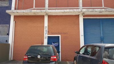 Galpão Para Aluguel Em Jardim Do Trevo - Ga003404