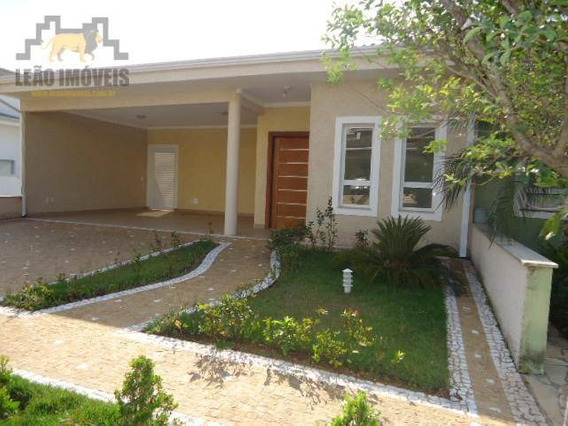 Casa Para Locação Condomínio Vivenda Das Cerejeiras - Valinhos / Sp - Ca2059
