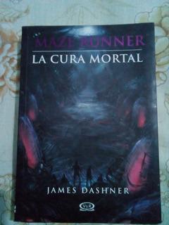 Libro Nuevo : Maze Runer Correr O Morir La Cura Mortal