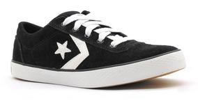 Tênis All Star Wells Ox Preto L67b