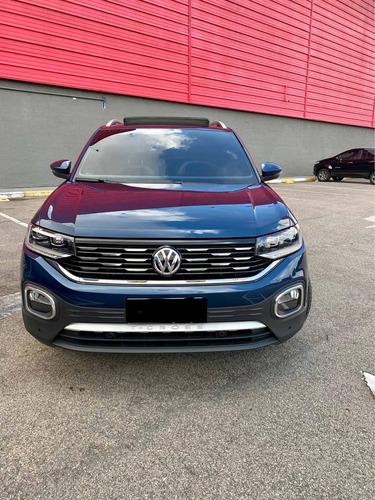 Volkswagen T-cross 2021 1.4 Highline 250 Tsi Aut. 5p
