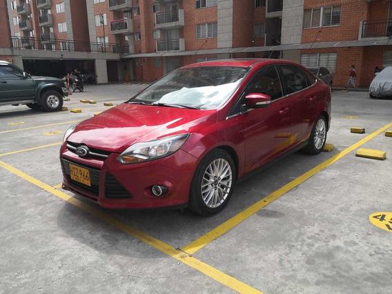 Vendo Ford Focus Titanium