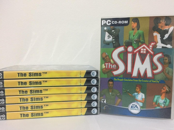 The Sims 1 Pc - Enviado Pelos Correios