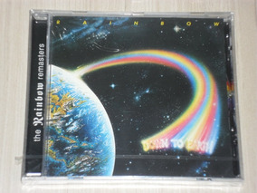 Cd Rainbow - Down To Earth 1979 (inglês, Remaster) Lacrado