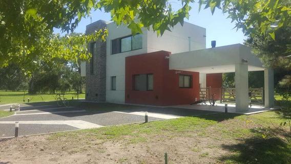 Miralagos I Club De Campo. Lote 63 - Casa A Estrenar