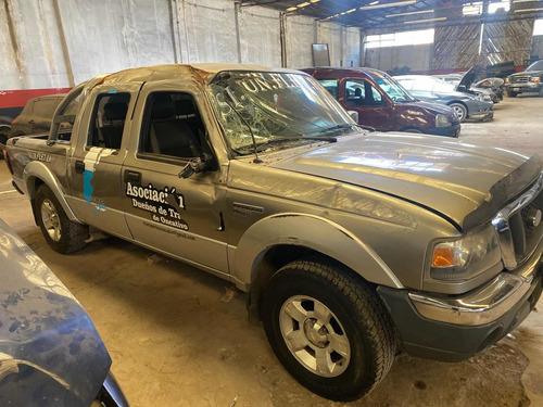 Ford Ranger Xlt Limited 4x4 3.0 Disel Chocado Funcionando