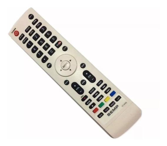 Controle Remoto Original Tv Semp Toshiba Tcl Ct-6780 - Usado Nos Modelos Dl2970 Dl2971 Dl3270 Dl3970 Le1473w Le1474
