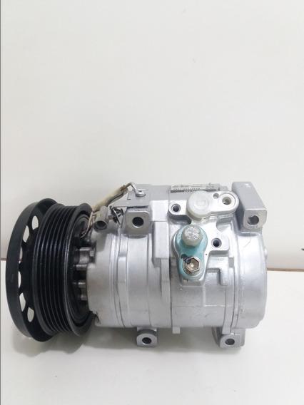 Compressor Do Ar Condicionado Com Polia Corolla 2008 A 2018