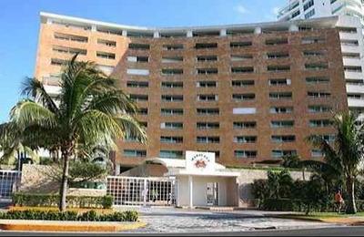 Renta De Departamento En Maralango Residences De Cancún, Frente Al Mar