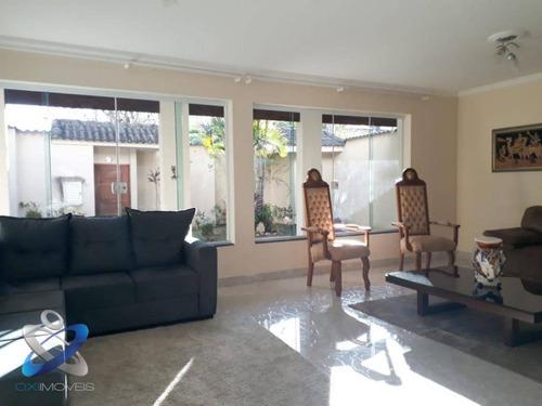 Sobrado À Venda, 260 M² Por R$ 1.100.000,00 - Jardim Esplanada Ii - São José Dos Campos/sp - So0438