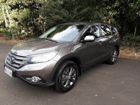 Honda Cr-v Lx 12/12 Automatico