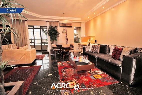 Acrc Imóveis - Apartamento Semi Mobiliado Para Venda No Região Da Alameda - Ap02903 - 34450559