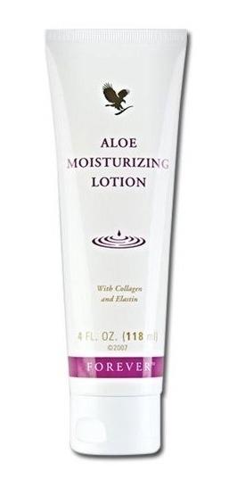 Aloe Moisturizing Lotion ,promoção Original. 118g Importado!