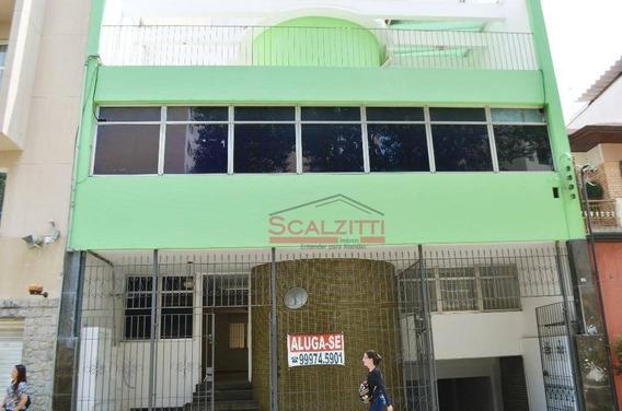 Sobrado Para Alugar, 760 M² Por R$ 18.500/mês - Consolação - São Paulo/sp - So0004