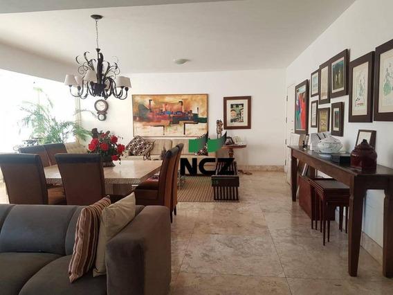 Apartamento Com 4 Dormitórios À Venda, 150 M² Por R$ 570.000,00 - Graça - Salvador/ba - Ap2192