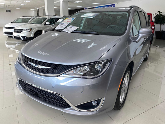 Chrysler Pacifica Limited Plus