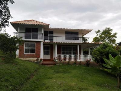 Vendo O Permuto Espectacular Casa Campestre En Silvania