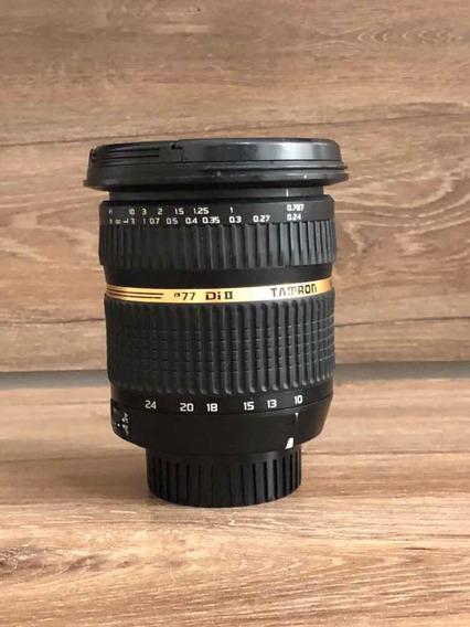 Lente Tamron 10-24mm Pra Nikon