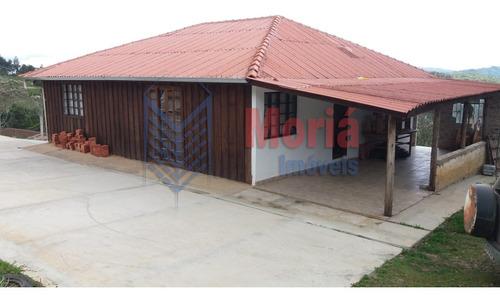 Chácara/fazenda/sítio Com 4 Dormitórios À Venda Com 2020.69m² Por R$ 180.000,00 No Bairro Sitio Do Mato - Bocaiuva Do Sul / Pr - Mch-0026