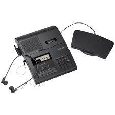 Sony Bm-840t Micro-cassette Transcribiendo Máquina