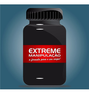 Crisina 500mg + Piperina 5mg Pote 90 Cápsulas - Manipulado