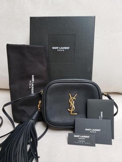 Bolsa Yves Saint Laurent Monogram Blogger