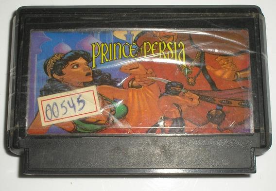 Prince Of Pérsia Nintendinho 8 Bits 60 Pinos Paralela Usada