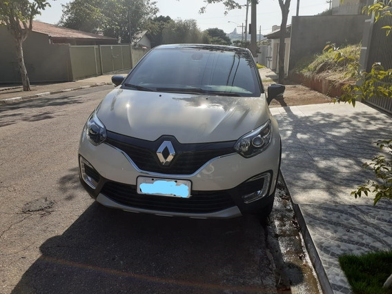 Captur Renault 2019 - Automático