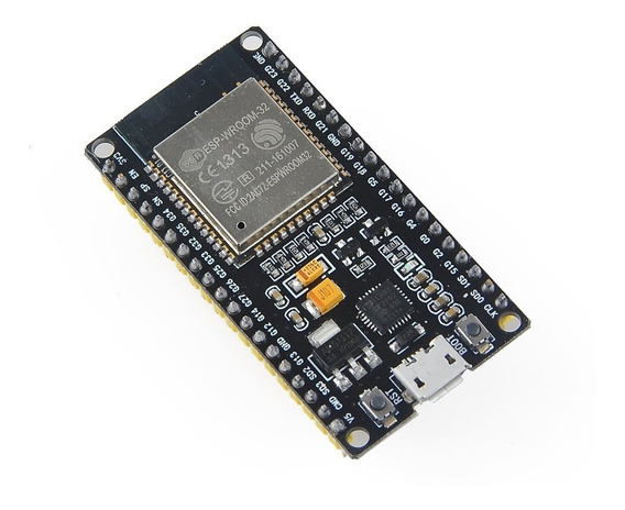 Placa Nodemcu32 Wifi Bluetooth Esp32 Wroom Arduino Nubbeo
