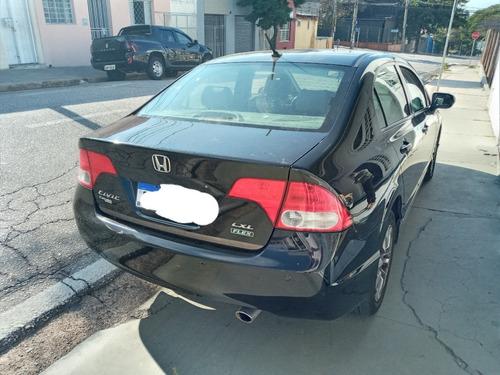 Honda Civic Lxl 1.8 Aut.  Flex
