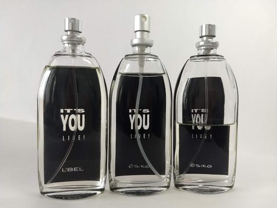 2 Perfumes Unissex L