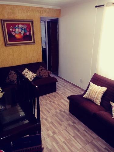 Imagem 1 de 16 de Apartamento Para Venda, 2 Dormitórios, Taipas - São Paulo - 2474