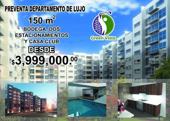 Departamento En Venta En Arboledas, Atizapan De Zaragoza, Rah-mx-20-1600