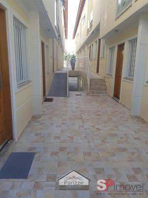 Ótimo Sobrado Em Condomínio Vila Irmãos Arnoni - 4232-1